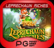 Leprechaun Riches - POCKET GAMING